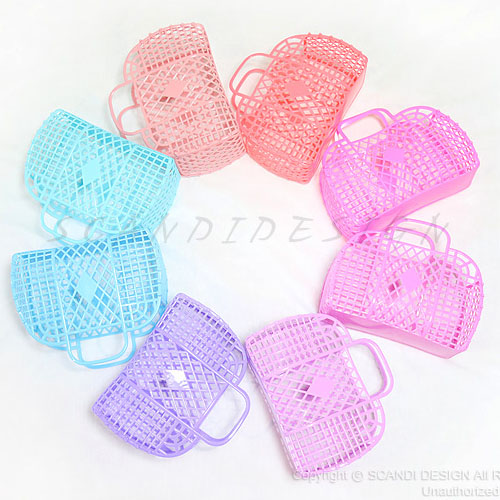 Rainbow Jelly Bag[당일발송]