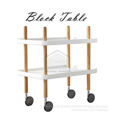 BLOCK TABLE[품절]